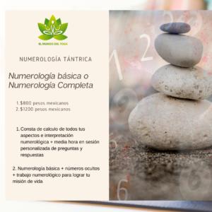 Numerologías